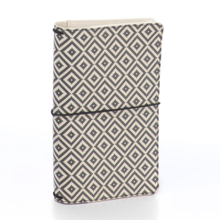 Carpe Diem Traveler's Notebooks - Aztec Black & White