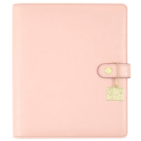 Simple Stories Carpe Diem - Blush A5 Posh Planner