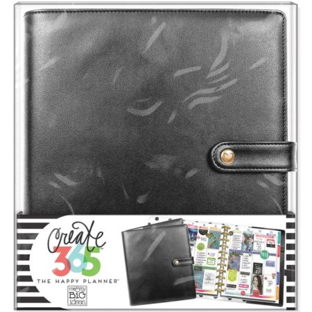 Create 365 Happy Planner Deluxe Big Planner Covers - Black