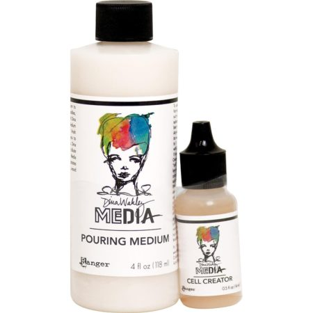 Dina Wakley - Media Pouring Medium & Cell Creator - MDA63285