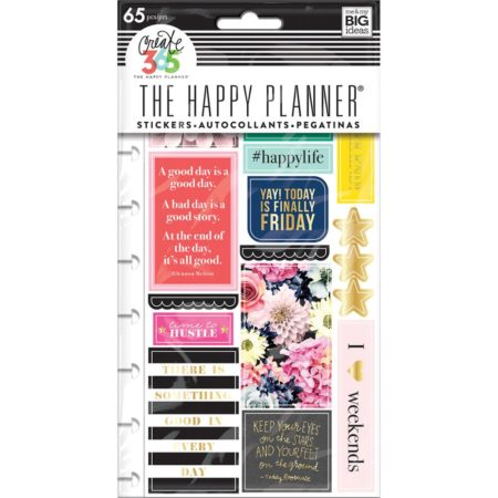 Happy Planner Create 365 Sticker - Happy Life - Classic