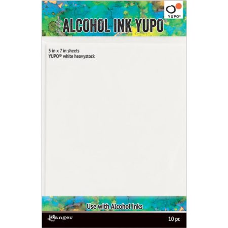 Tim Holtz - Alcohol Ink Yuop - White heavystock - TAC63339