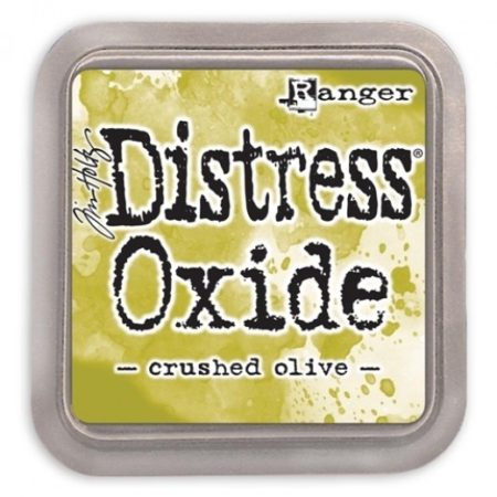 Ranger Tim Holtz Distress Oxide - Crushed Olive