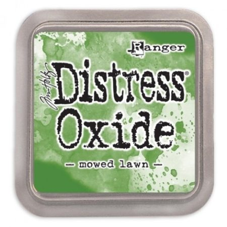 Ranger Tim Holtz Distress Oxide - Moved Lawn