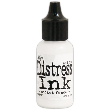 Tim Holtz - Distress Ink Re-Inker - Picket Fence