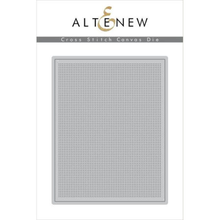 Altenew Die - Cross Stitch Canvas Die - ALT2107