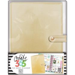 Create 365 Happy Planner Deluxe Mini Planner Covers - Gold