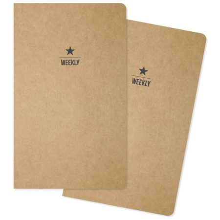 Simple Stories Carpe Diem Traveler's Notebook Inserts - Two Weekly