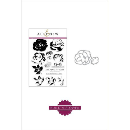 Altenew Stamp & Die Set Build-A-Flower - Rose