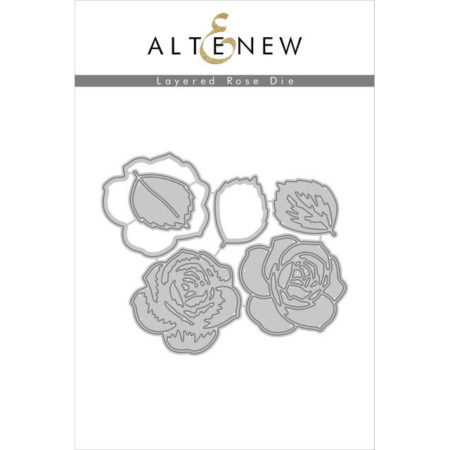 Altenew - Layered Rose Die Set