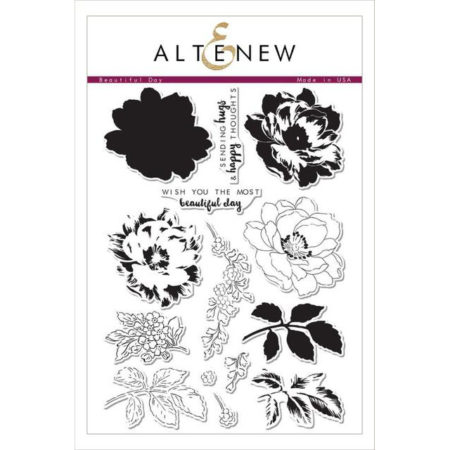 Altenew - Beautiful Day Stamp Set