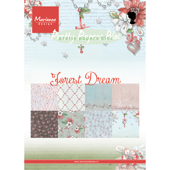 Marianne Design - Forest Dream - PK9158