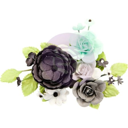 Prima - Flirty Fleur Mulberry Paper Flower - Stories - 634537