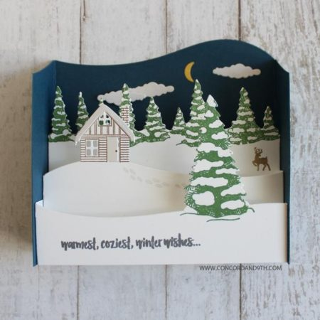 Concord & 9th - Christmas Cottage - BUNDLE
