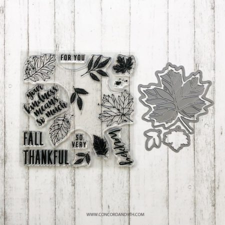Concord & 9th - Thankful Leaves - BUNDLE
