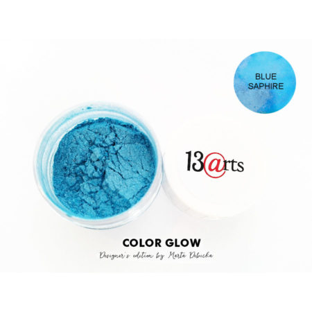 13@rsts Color Glow - Blue Sapphire