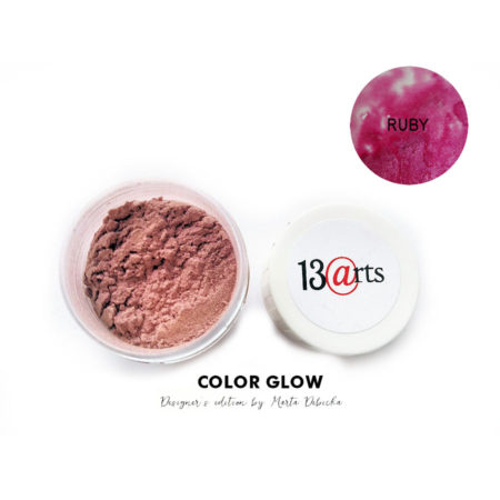 13@rsts Color Glow - Ruby