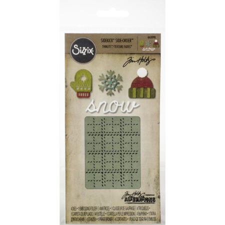 Sizzix - SIDE-Order - Tim Holtz - Winter - 663090