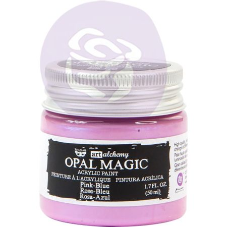 Prima - Finnabair Art Alchemy - Opal Magic - Pink/Blue