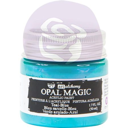 Prima - Finnabair Art Alchemy - Opal Magic - Teal/Blue