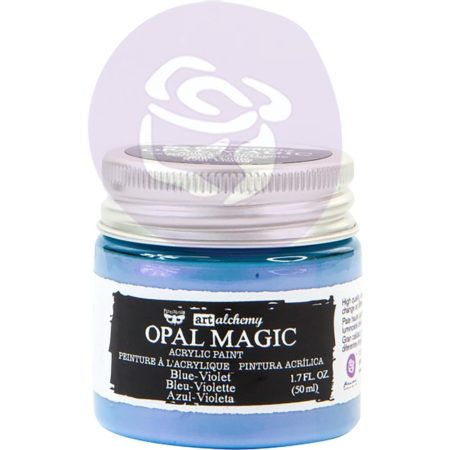 Prima - Finnabair Art Alchemy - Opal Magic - Blue/Violet