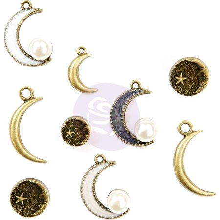Prima Marketing Metal Trinkets - Moon Child - 994747