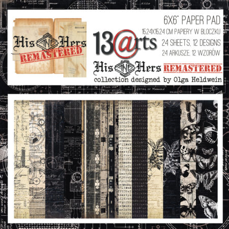 13@rsts - HIS & HERS Remastered Paper set