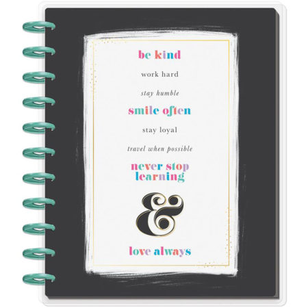 Happy Planner Me & My Big Ideas - One Day at a Time - PLNB-36