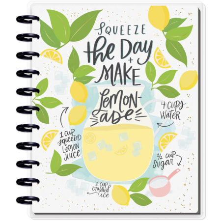 Happy Planner Me & My Big Ideas - Daily Details - PLNB-37