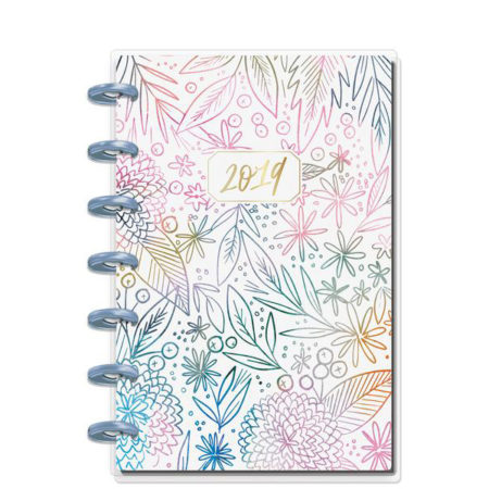 Happy Planner Me & My Big Ideas (MINI) Watercolor Floral PLNM-104