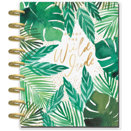 Happy Planner Me & My Big Ideas - Mod Greenery - PLNY-89