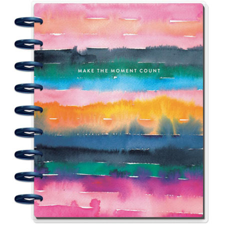 Happy Planner Me & My Big Ideas - Watercolor Rainbow - PLNY-90