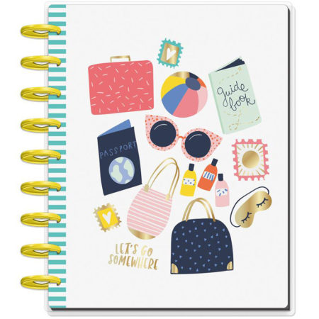Happy Planner Me & My Big Ideas - Wanderlust - PLNY-92