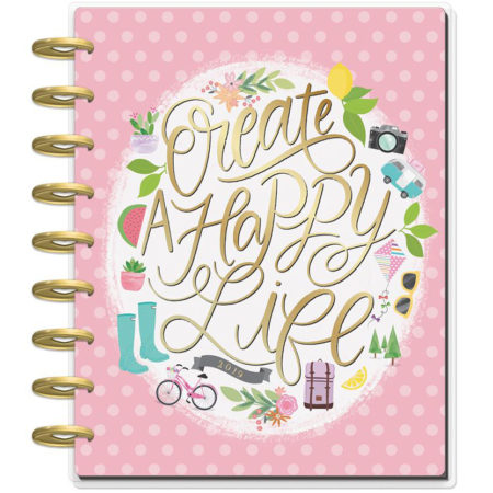 Happy Planner Me & My Big Ideas - Daily Details - PLNY-93