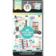 Happy Planner Sticker Value Pack - Work It Out Fitness Mini - PPSV-36