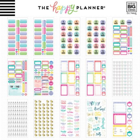 Happy Planner Sticker Value Pack - Pregnancy - PPSV-56