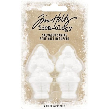 Tim Holtz Idea-Ology - Salvaged Santas - TH93747