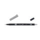 Tombow -Marker Tombow ABT Dual Brush N65 cool grey 5
