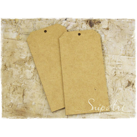 SnipArt - MDF - Tag 17 x 8,5 cm.
