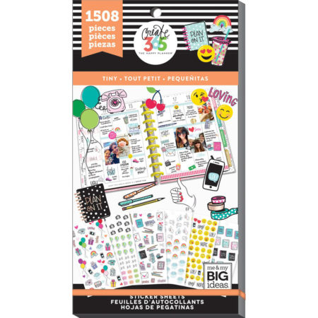 Happy Planner Sticker Value Pack - Tiny Icons - PPSV-61