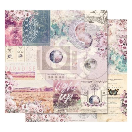 Prima - Foiled paper Moon Child - Galactic Love - 994594