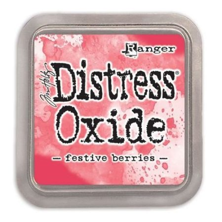 Ranger Tim Holtz Distress Oxide - Festive Berries