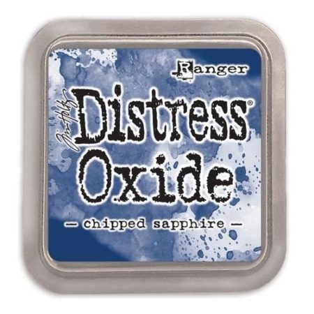 tdo55884 Ranger Tim Holtz Distress Oxide – Chipped Sappire