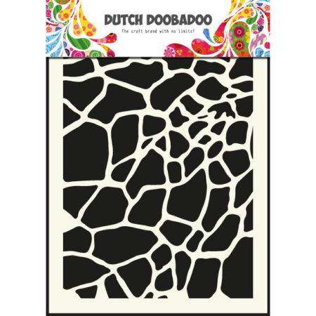 Dutch Doobadoo Mask Stencil Giraf - 470.715.003