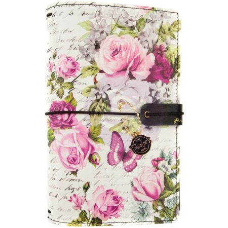 Prima Traveler's Journal Personal Size - Misty Rose - 631499