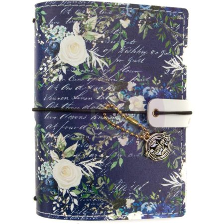 Prima Traveler's Journal Passport Size - Georgia Blues - 634407