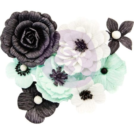 Prima - Flirty Fleur Mulberry Paper Flower - Perfect Day - 634520