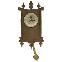 Sizzix Bigz XL Die By Tim Holtz - Wall Clock - 658719