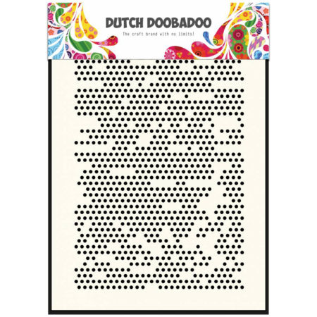 Dutch Doobadoo Mask Stencil Dots - 470.715.119