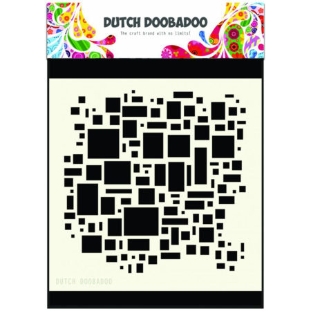 Dutch Doobadoo Mask Stencil Blocks - 470.715.609
